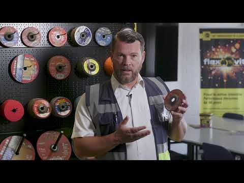 What are the benefits of the 7.0mm Maxx3 grinding wheel?