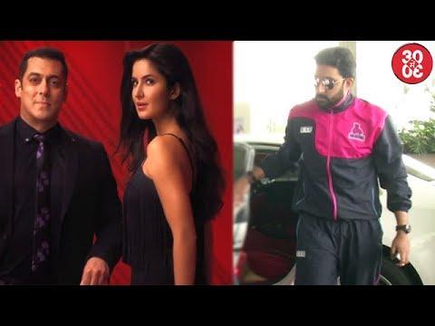Salman Khan's Concern For Katrina Kaif | Abhishek Bachchan Makes An Appearance At The Airport