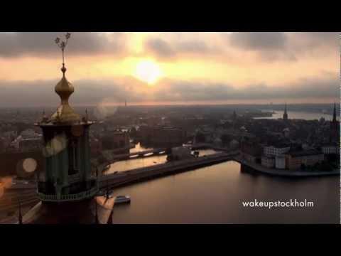 Start-Up Stockholm - Tack till alla småföretagare som väcker Stockholm varje dag.
