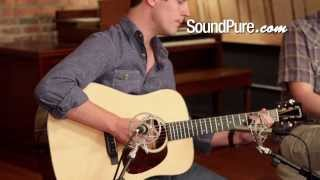 Collings D1 VN Acoustic Guitar Demo with Joseph Terrell of Mipso