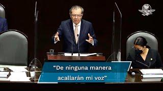 """""""Nacho, ¿por qué me tienen al borde de mi renuncia al partido"""" Así reclamó Muñoz Ledo"""
