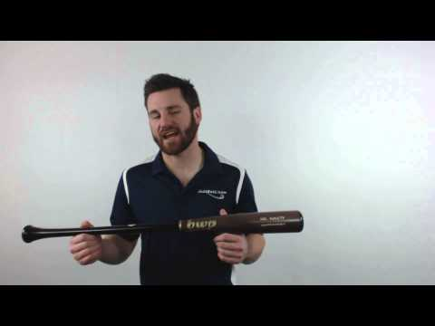 BWP Mr. Nasty Maple Wood Baseball Bat: BWPNAS Adult