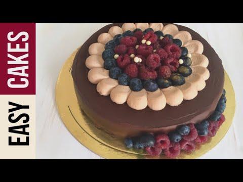 Рецепт торта птичье молоко. Как приготовить песочное тесто, рецепт суфле и глазури для торта