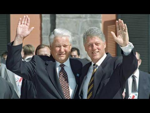 Вашингтонские кураторы Ельцина