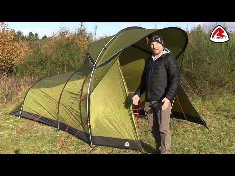 Lakeshore Backpacking Tent - 2018 | Pure Outdoor Passion