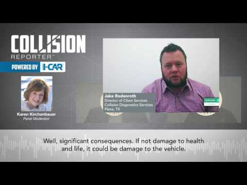 Collision Reporter - Round Table - Overlooking Calibration and Aiming Procedure Consequences