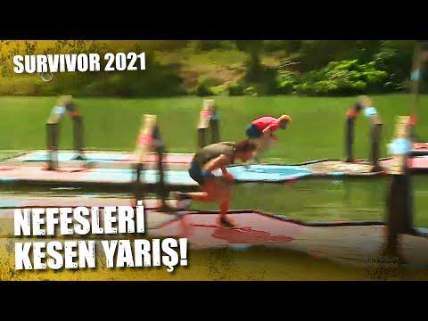 POYRAZ-İSMAİL YARIŞI | Survivor 2021