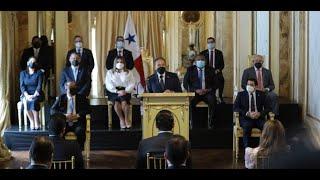 Presidente anuncia implementacio?n de nuevo Plan Panama? Solidario