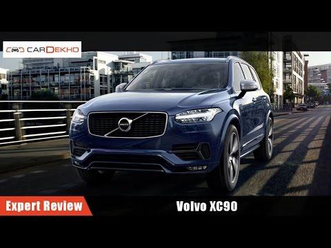 Volvo XC90 | Expert Review | CarDekho.com