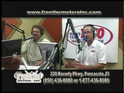Frontier Motors TV Show 6112010 Part 2