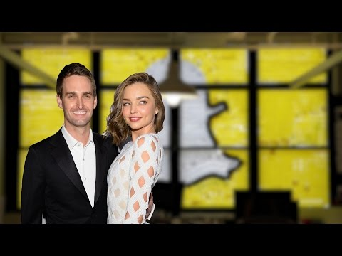 The story of Snap CEO Evan Spiegel's life