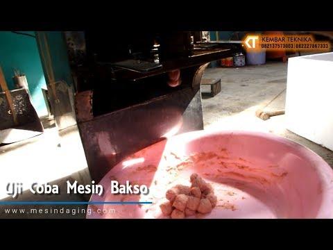 Video Pembuatan Bakso Praktis dan Cepat