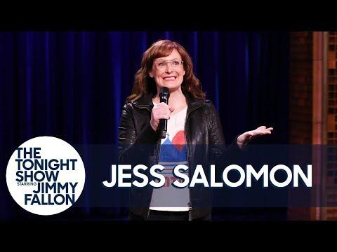 Jess Salomon Stand-Up