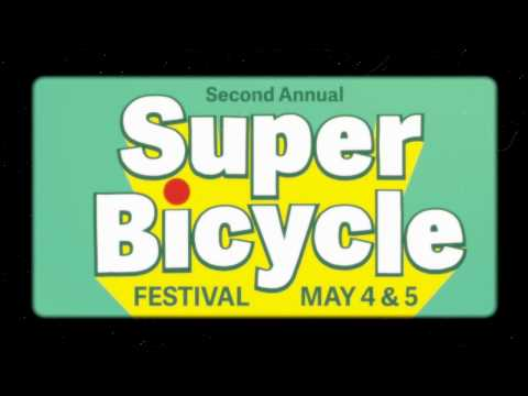 Super Bicycle 2019 - Official Trailer