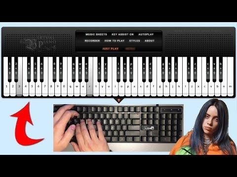 Undertale Virtual Piano