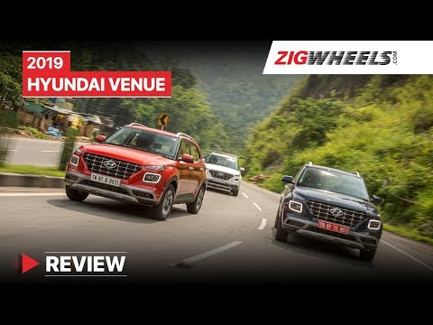 2019 Hyundai Venue Review: All The Small SUV You Need? | ZigWheels.Com