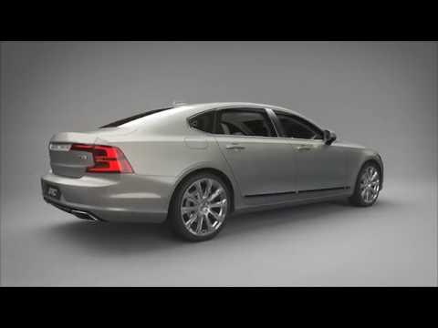 """Sensorisk upplevelse"" i Volvo S90 Ambience Concept"