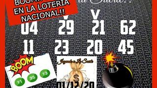 BOOM!! EL 11 EN LA LOTERIA  NACIONAL!! ????????????
