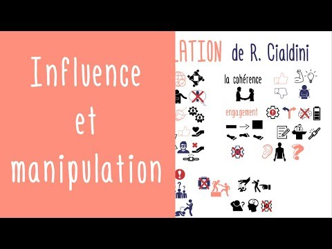 Les secrets de la persuasion : Influence et Manipulation de Robert Cialdini