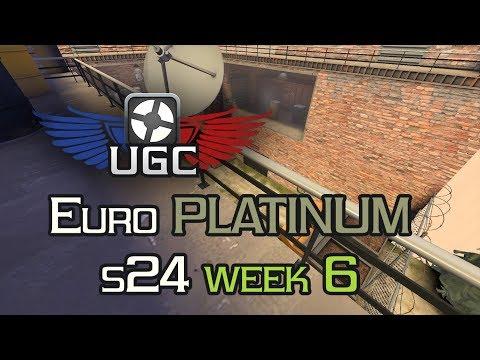 UGC EU HL S24 Plat W6: fiddle eSports vs. Feila eSports