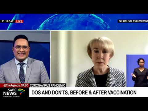 A look at dos and don'ts before, after COVID-19 vaccination