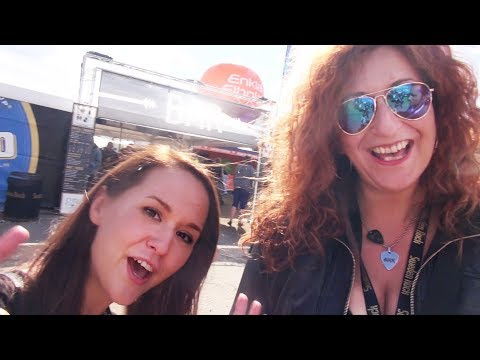The Thursday mood - Sweden Rock Festival 2017 (english subs)