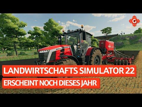 Landwirtschafts Simulator 22 angekündigt! Free-to-Play-Titel ohne Gold-Abo spielbar.   GW-News 22.04