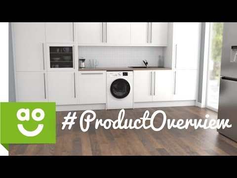 Hotpoint Washer Dryer RG964JD Product Overview | ao.com