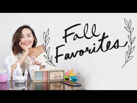 My Fall Favorites | Beauty, Fashion, Tech, & Motherhood