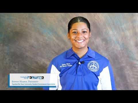 FSU Forward: Sydney Harris, President of FSU Student Government Association