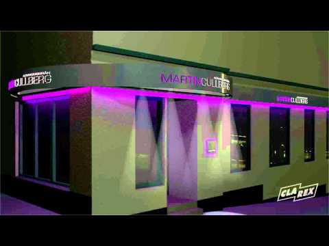 Clarex 3D visualisering - Martin Cullberg skyltkoncept konvex modell