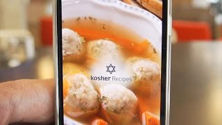 Apps to help you prepare for Passover