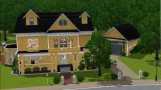 Sims 3 Wisteria Lane Gabrielle Solis House Youtube