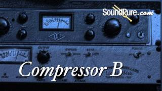 Acoustic Guitar Compressor Shootout: Vintage UA 175-B vs. ADL 1700