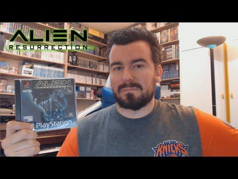 ALIEN RESURRECTION (PlayStation 1) - El juego de PS1 supera a la película