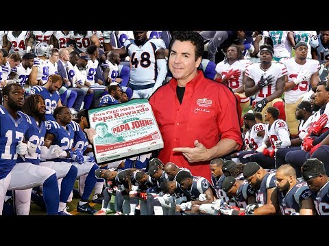 Papa John's Pizza Founder John Schnatter Resigns as CEO After NFL Comments (REACTION)