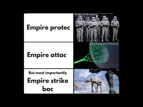 connectYoutube - Star Wars Memes #13