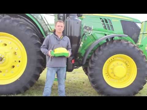John Deere StarFire 6000 Receiver in Action