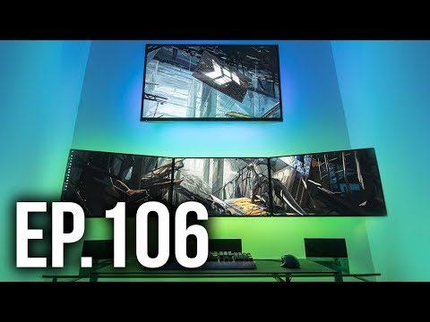 Room Tour Project 106 - Best Gaming Setups!