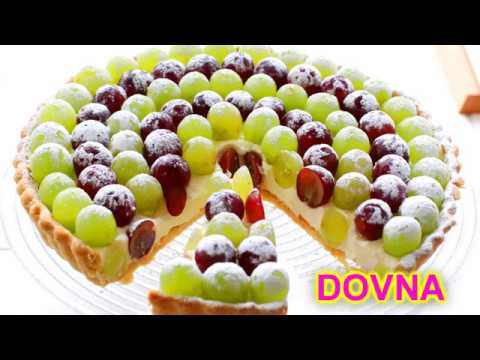Виноградный тарт с заварным кремом рецепт от  Dovna Enterprises