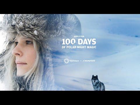 100일간의 POLAR NIGHT MAGIC