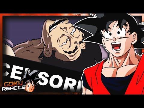 Goku Reacts To Vegeta comes to Earth (Newgrounds Dragonball Z Collab)