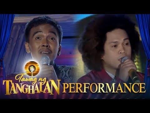 Tawag ng Tanghalan: Reynaldo Osorio Jr vs. Jonas Oñate