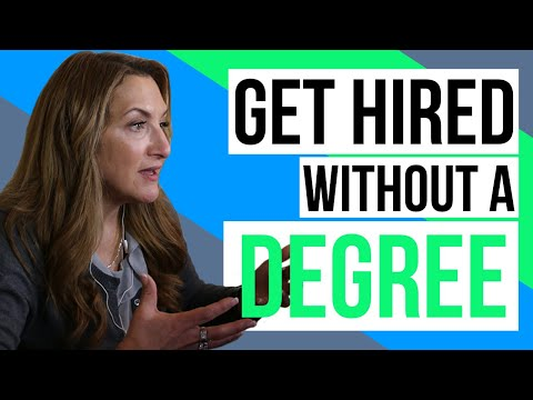 3 Ways To Get Hired Without A College Degree photo