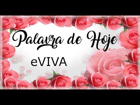 PALAVRA DE HOJE 27 DE JUNHO 2020 eVIVA MENSAGEM MOTIVACIONAL PARA REFLEXÃO SALMO 55 BOM DIA MANHÃ!