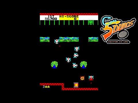 """NO MAN'S LAND  - """"CON 5 DUROS"""" Episodio 870 (+Iron Tank NES) (1cc) (9 loops)"""