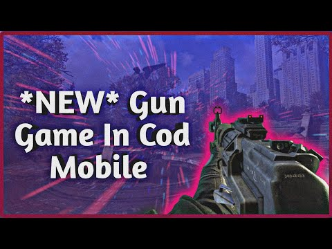 Gun Game Mosh Pit Is Back In Cod Mobile
