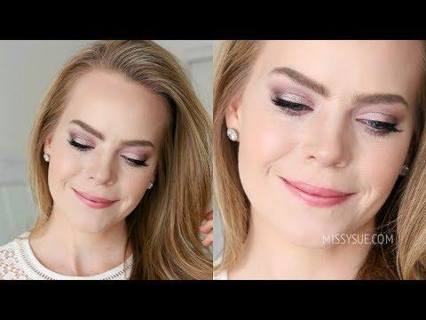 Pink Spring Makeup | Missy Sue