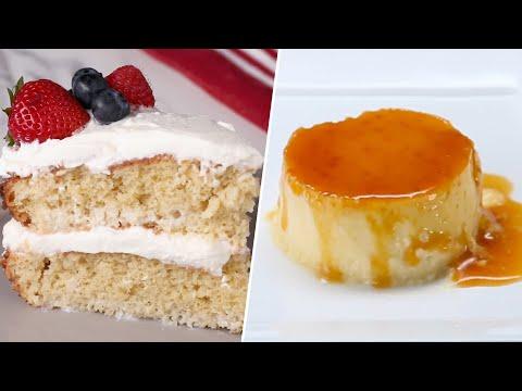 5 Popular Mexican Desserts