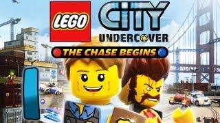 Let's Play Lego City Undercover The Chase Begins Part 1: Vom Donutbesorger zur Polizeilegende
